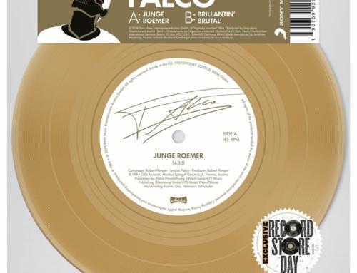 Record Store 7″ Single
